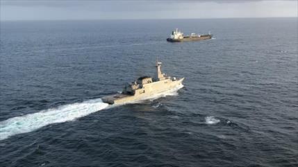 Informe: Otro buque iraní se dirige a las costas de Venezuela