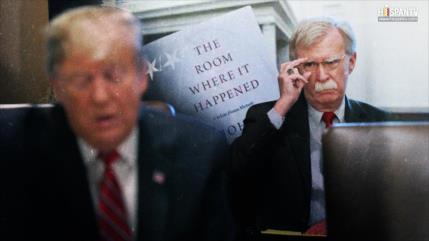 Dos Libros: Misiles Contra Donald Trump