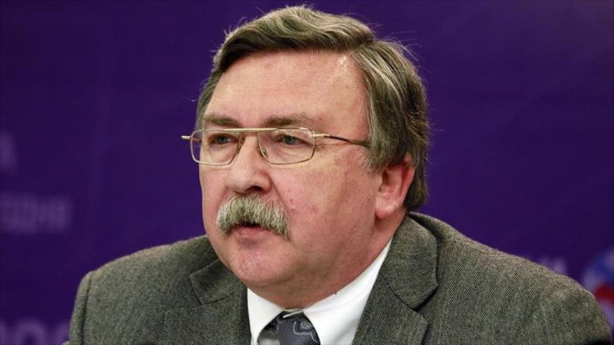 Rusia califica la resolución antiraní de AIEA como contraproducente   HISPANTV