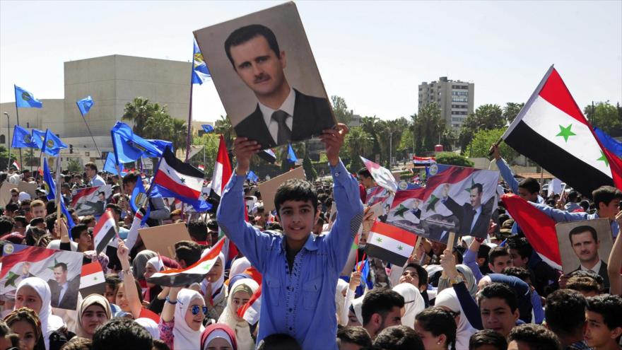 Siria vencerá con tesón la 'Ley César' de los criminales de EEUU | HISPANTV
