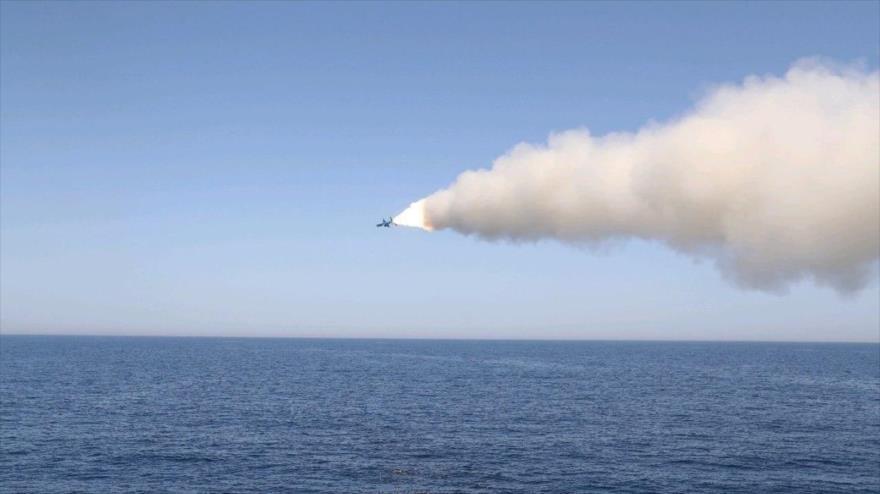 Vídeo: Irã avança na defesa: testa novos mísseis de cruzeiro |  HISPANTV