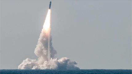 Irán: Prueba de misil balístico por Francia es incompatible con TNP