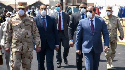 Egipto amenaza con una intervención militar directa en Libia
