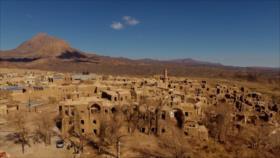 Irán: 1- Calle Valieasr 2- Ardakan en Yazd