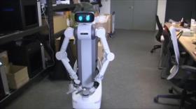 El Toque: 1- Robots contra coronavirus 2- Niño inspirador de basketball 3- Tapabocas muy original 4- Zapatos para distanciamiento social