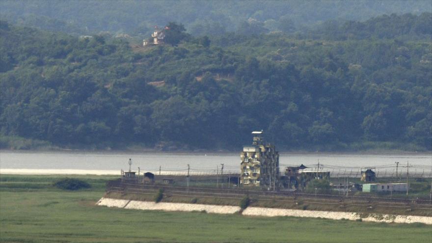 Corea del Norte envía soldados a la frontera con el Sur | HISPANTV