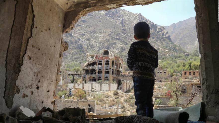 Ministro de Salud: La ONU mató dos veces a niños yemeníes | HISPANTV