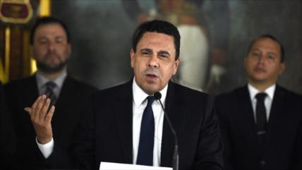 Moncada denuncia complot de EEUU para controlar bienes venezolanos