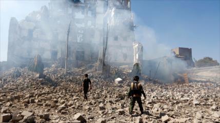 La agresión saudí destruye más de 300 hospitales en Yemen