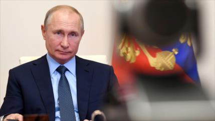Putin no descarta postularse otra vez a la Presidencia de Rusia