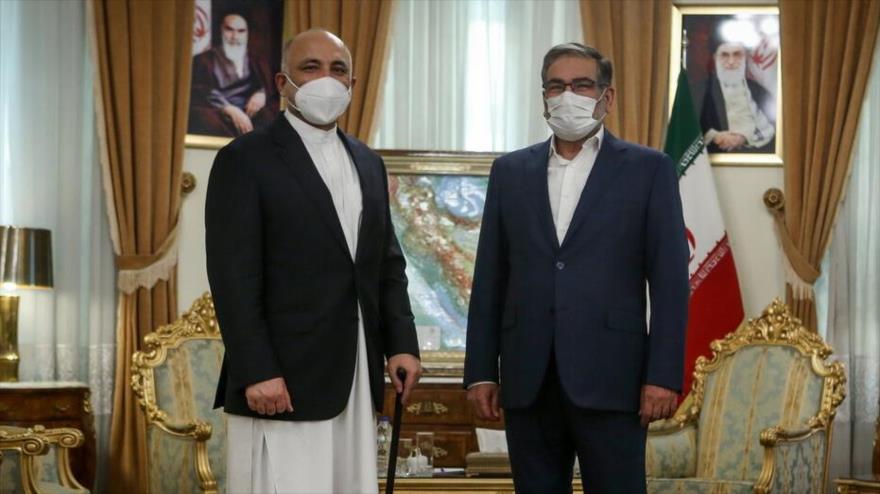 Irán denuncia los complots contra relaciones Teherán-Kabul   HISPANTV