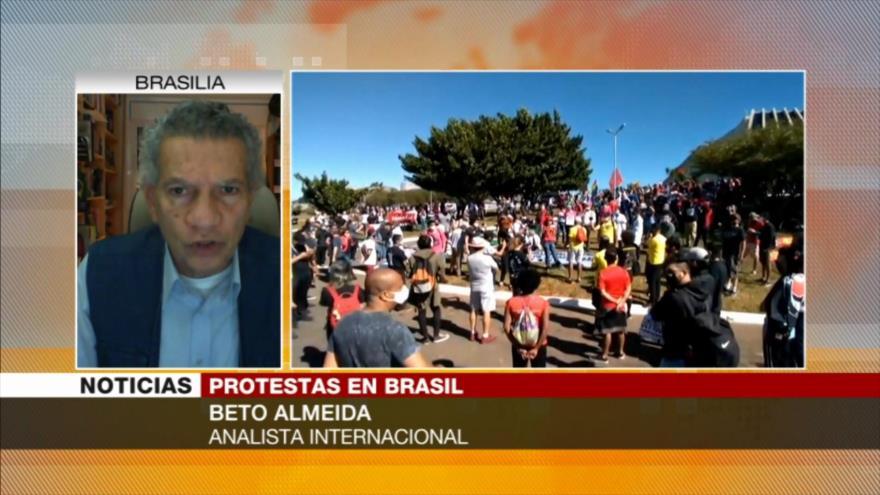 """""""Impeachment contra Bolsonaro ha ganado fuerza, pero aún falta"""""""