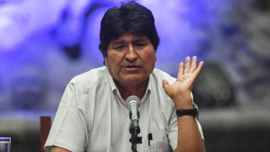 Morales advierte sobre nuevo golpe de Estado en Bolivia | HISPANTV