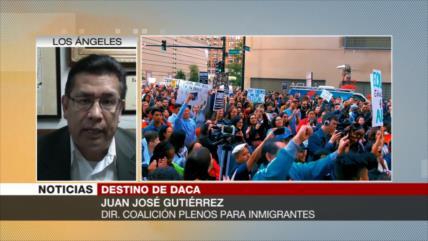"""""""Si no fuera por movimiento antirracista, DACA habría terminado"""""""