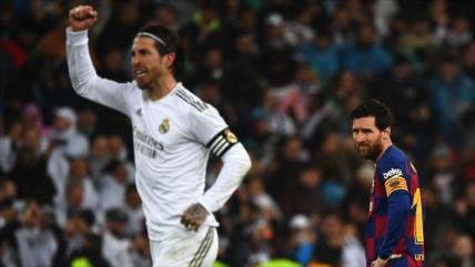 Ramos, el defensa más goleador en la historia del fútbol español