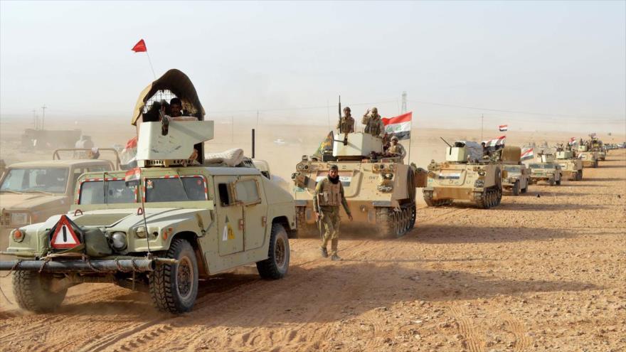 Irak inicia la 3.ª fase de su operación contra remanentes de Daesh