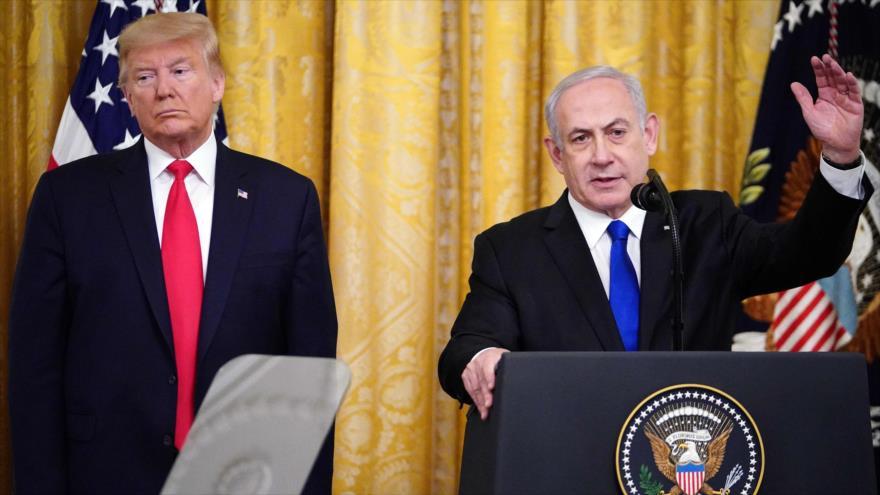 Palestina: Netanyahu y Trump deben optar entre la vida y la muerte | HISPANTV