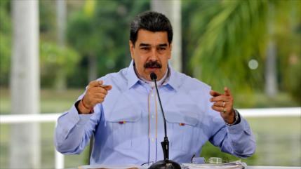 Maduro, dispuesto a dialogar con Trump siempre que haya respeto