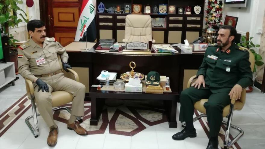 Irak e Irán profundizan sus cooperaciones de defensa y seguridad | HISPANTV