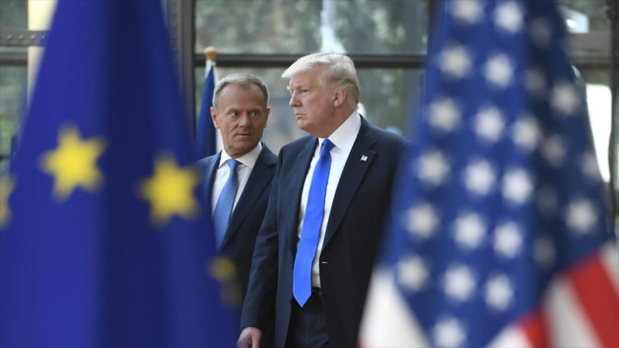 Europa ante un Trump, autor del deterioro de lazos trasatlánticos | HISPANTV