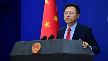 China promete responder a sanciones de EEUU contra sus medios