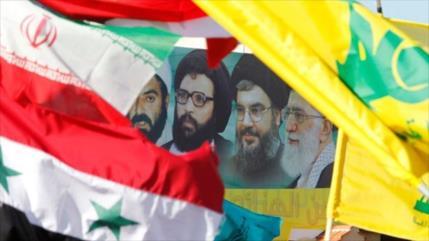¿Qué opciones tienen Irán y Siria contra la guerra económica de EEUU?