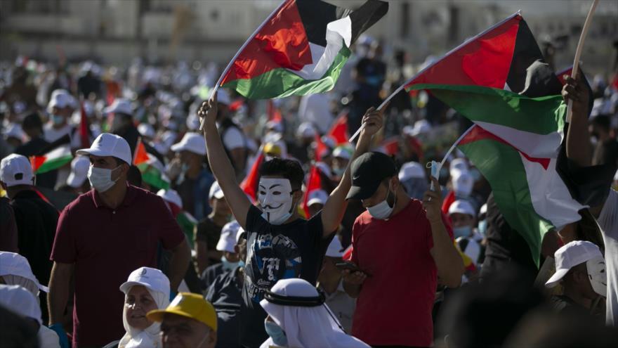 HAMAS llama a una revolución masiva contra Israel