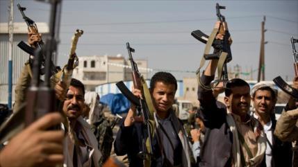 Ansarolá de Yemen promete ataques 'más fuertes' contra Arabia Saudí