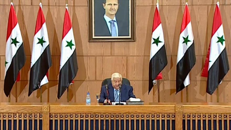Sanciones a Siria. Acuerdo nuclear. Palestina contra ocupación - Boletín: 12:30 - 23/06/2020