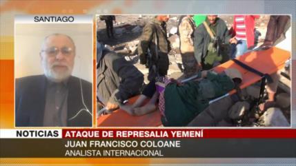 """""""Yemen responde a agresión saudí con sus capacidades internas"""""""