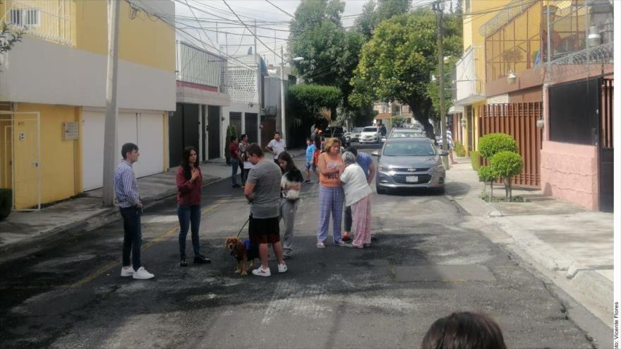 Alerta de Tsunami tras seísmo de 7,1 grados en el sur de México