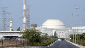 Central nuclear de Bushehr se reconecta a la red eléctrica de Irán