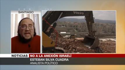 """La respuesta a la anexión israelí de Cisjordania debe ser """"monolítica"""""""