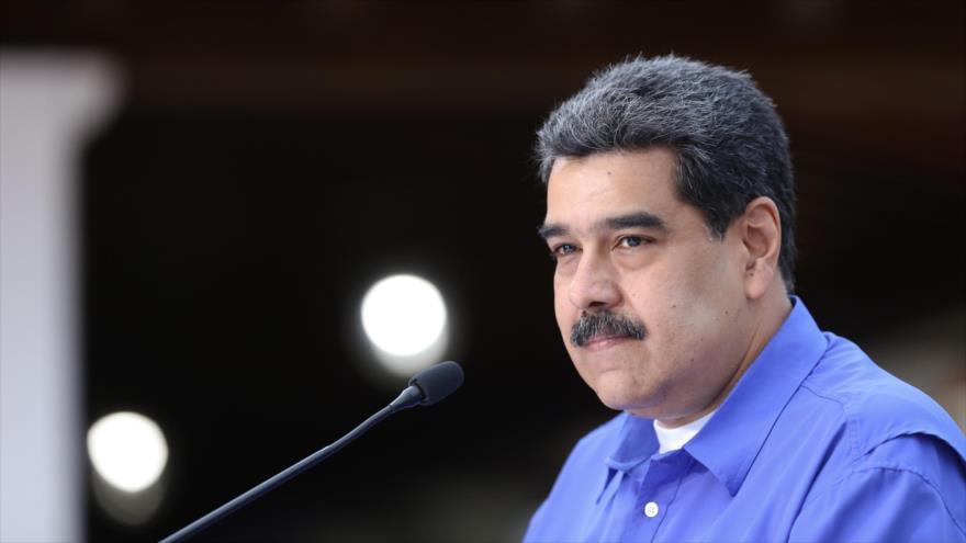 Maduro destaca avance de Mesa de Diálogo Nacional venezolana