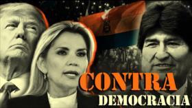 Detrás de la Razón: Morales denuncia plan de Jeanine Añez de nuevo golpe de Estado