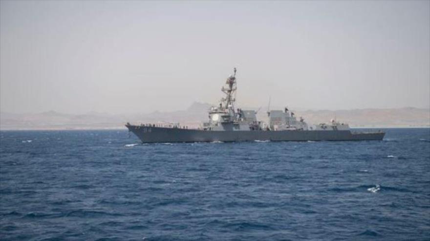 EEUU se acerca a la costa venezolana pretextando libertad marítima | HISPANTV