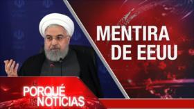 El Porqué de las Noticias: Discurso de Rohani. Ofensiva disuasoria de Yemen. Protestas en EEUU