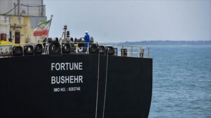 EEUU sanciona a 5 capitanes iraníes por entregar gasolina a Venezuela