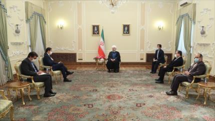 Irán expresa disposición a desarrollar lazos con Nicaragua