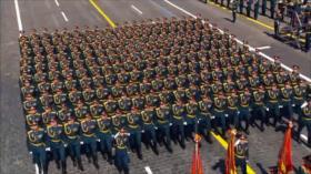 Rusia celebra 75.º aniversario de la victoria sobre Alemania nazi