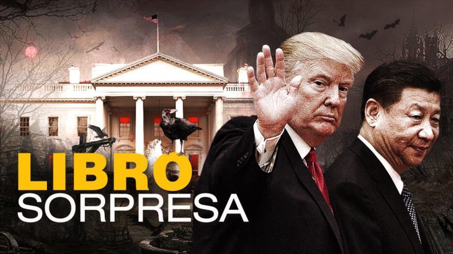 Detrás de la Razón: Libro de Bolton exhibe fechorías del presidente estadounidense y su Administración