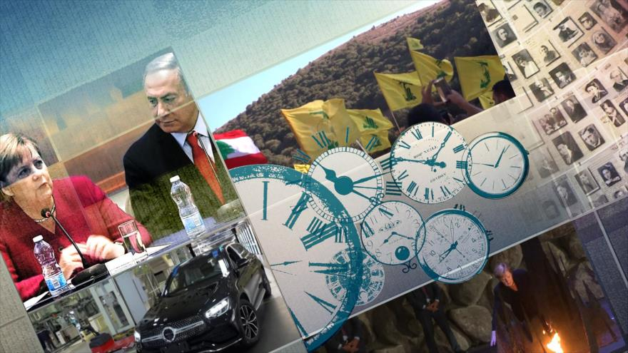 10 Minutos: Lazos Alemania-Israel