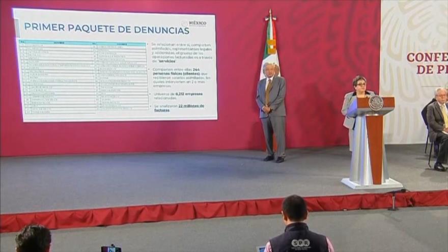 México emprendió una cruzada contra los evasores fiscales
