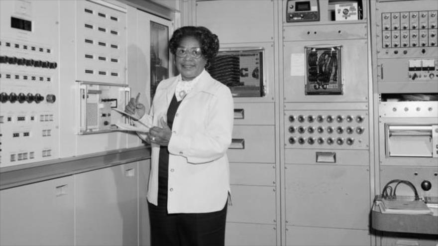 Mary Jackson, primera ingeniera afroamericana de la Administración Nacional de la Aeronáutica y del Espacio de EE.UU. (NASA, por sus siglas en inglés).