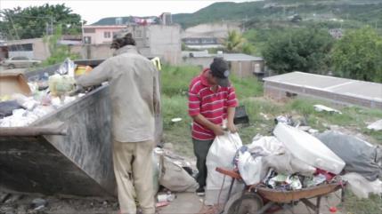 Honduras a las puertas de la mayor recesión de su historia