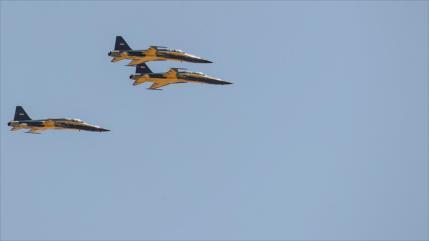 Fuerza Aérea de Irán promete repeler cualquier amenaza enemiga