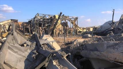 Experto israelí: Irán paralizó drones de EEUU en Ain al-Asad