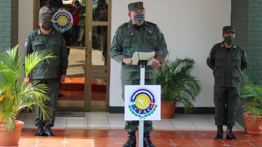 Nicaragua tilda de 'injerencia' sanción de EEUU al jefe del Ejército