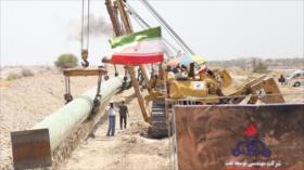 Irán inicia su proyecto de exportación de crudo 'más estratégico'