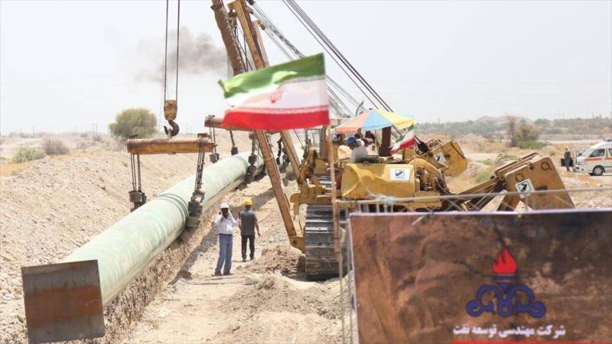Irán inicia su proyecto de exportación de crudo 'más estratégico' | HISPANTV